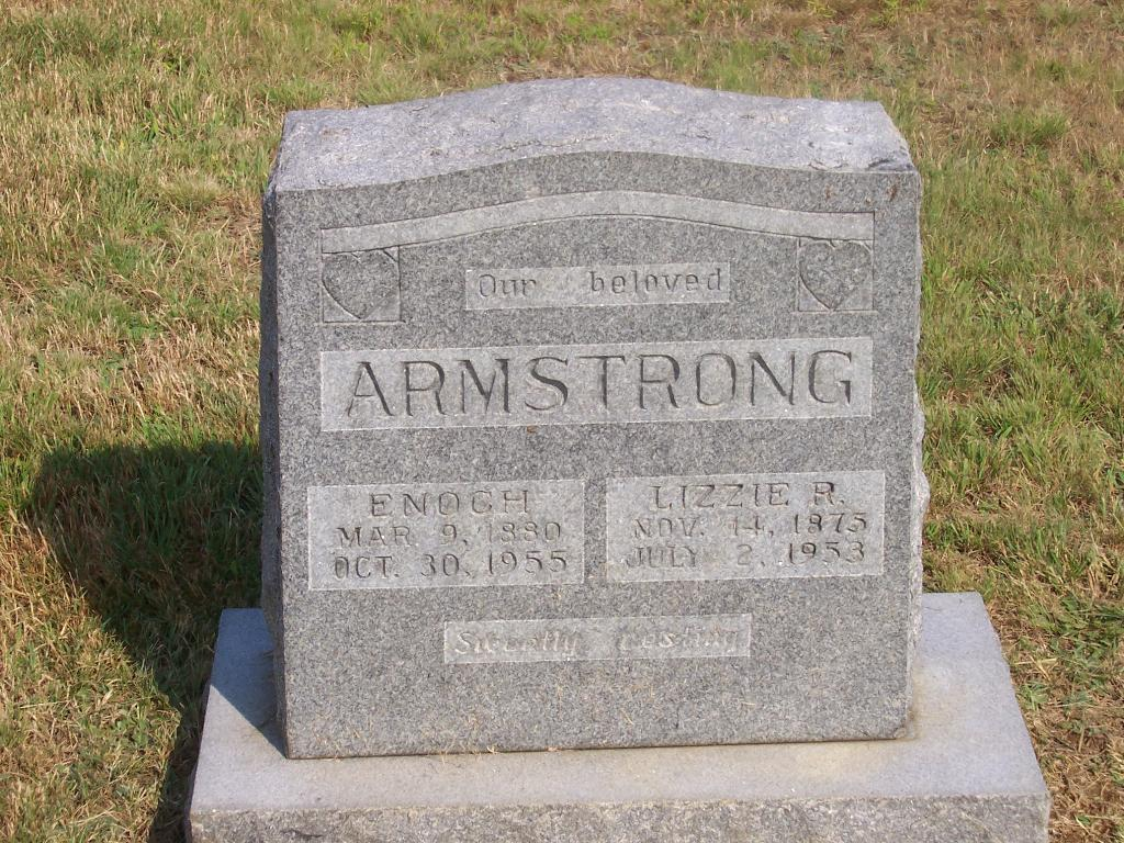 when did neil armstrong tombstone - photo #4